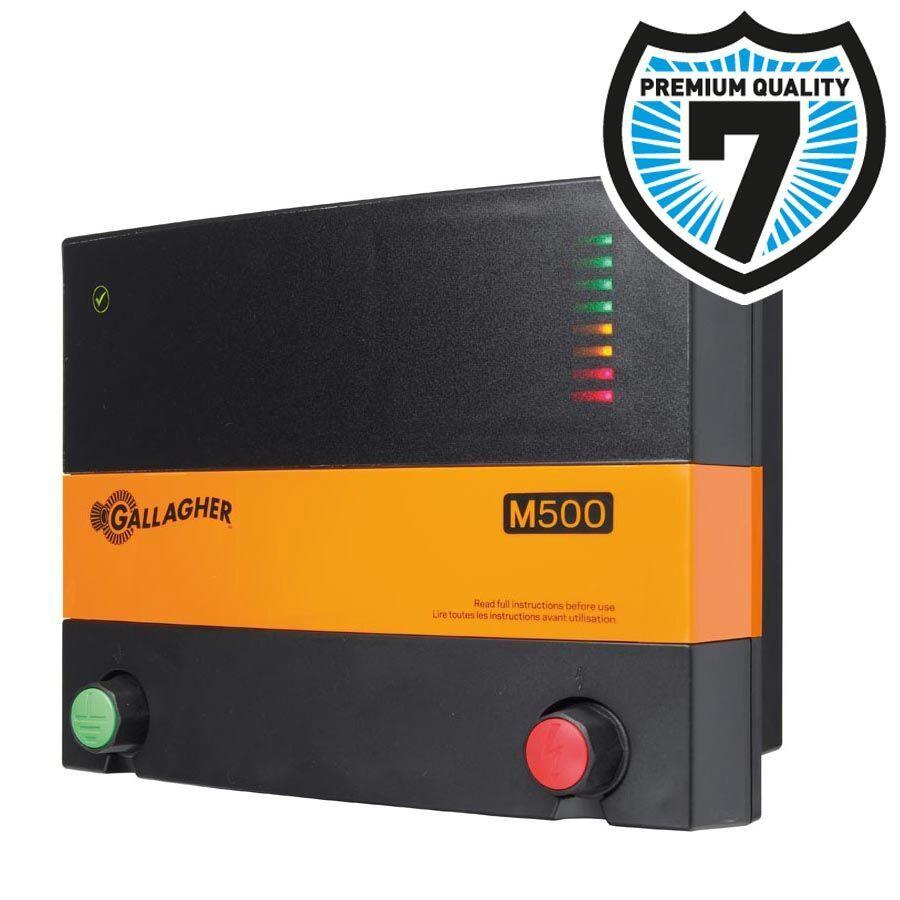 Gallagher Netzgerätgerät M500 (230V - 5,2J) G1950