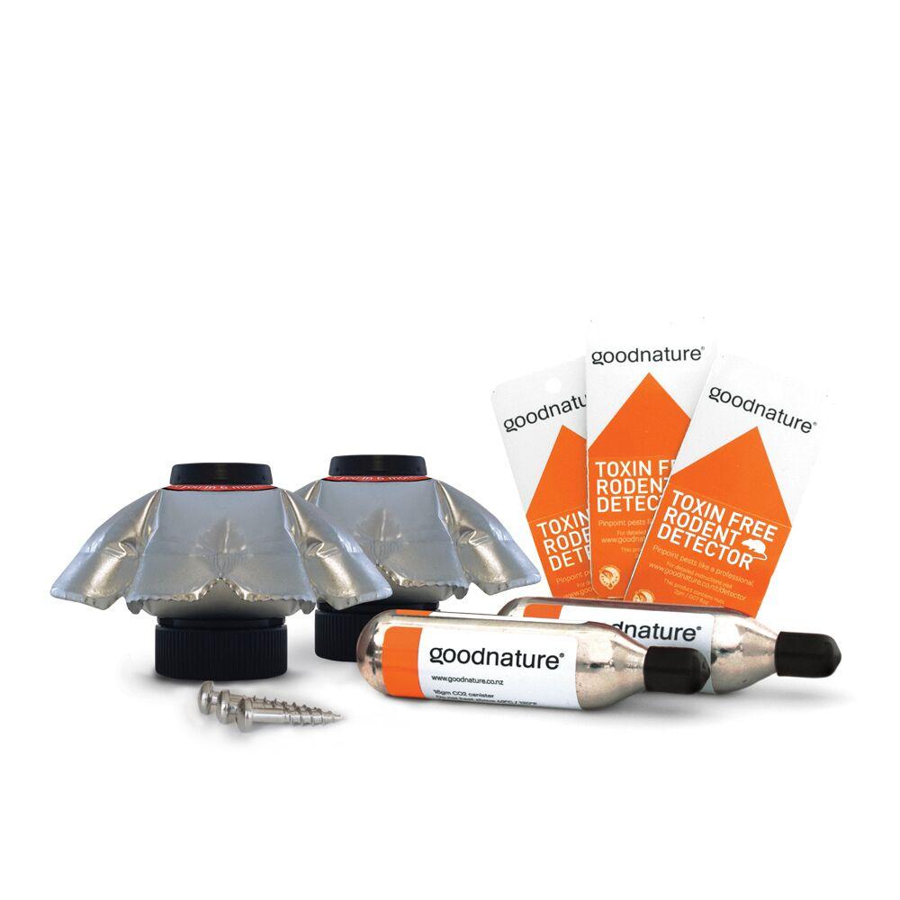 Goodnature® Nachfüllset für Rattenschussfalle A24 GA24RP