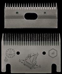 Satz Schermesser f. LI122 - 1mm L1620